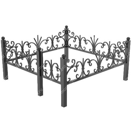 Ограда кованная ОК-6 2