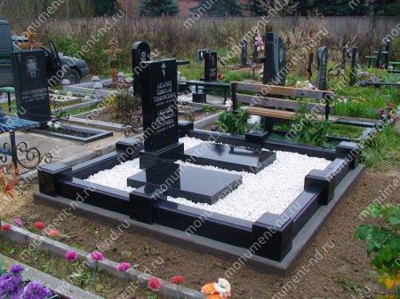 Мраморная крошка на могилу 50 кг.  2