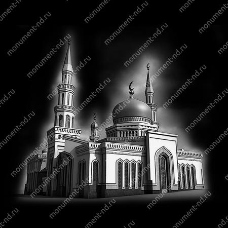 Гравировка Ислам Ис - 040