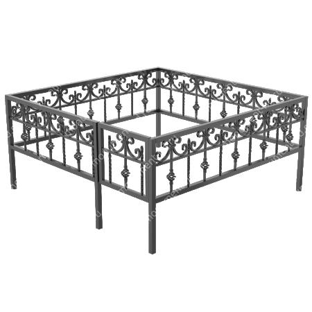Ограда кованная ОК-3 1