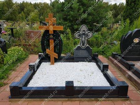 """Мемориальный комплекс НР - 057 """"Под ключ"""" 200х180 см"""