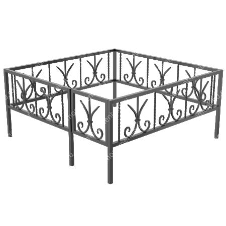 Ограда кованная ОК-28 1