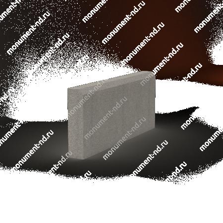 Бордюр на могилу Б-003 Размер:21х50х4 см