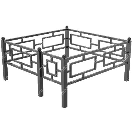 Сварная ограда ОС-001 2