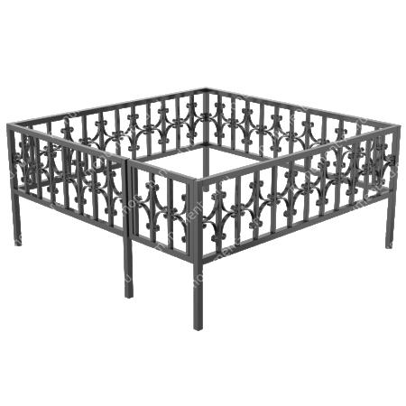 Ограда сварная ОС - 005 1