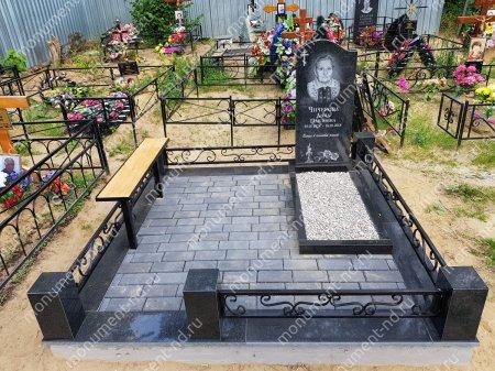 Галька речная на могилу 50 кг. 3