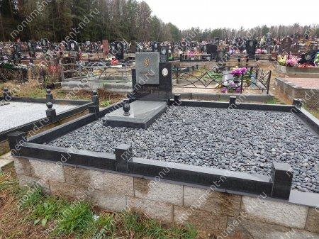 Галька речная на могилу 50 кг. 2