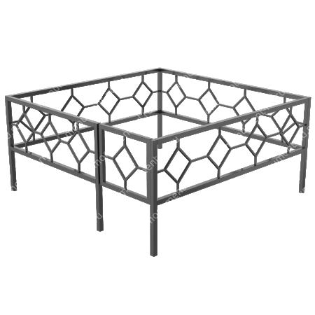 Ограда сварная ОС - 012 1