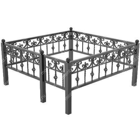 Ограда кованная ОК-3 2