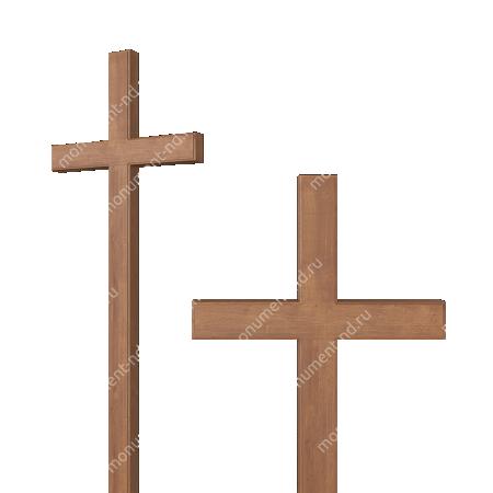 Деревянный крест на могилу ДкД - 003 2