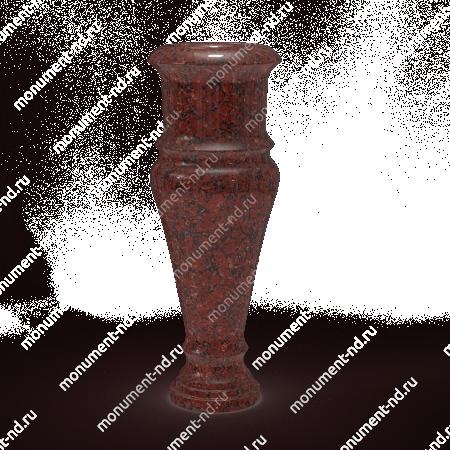 Ваза на могилу из гранита-005 2