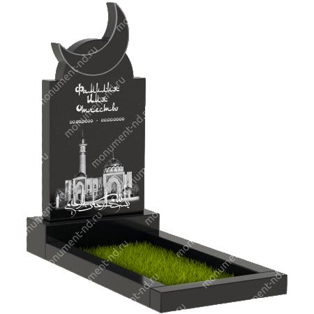 Мусульманский памятник М-014 1