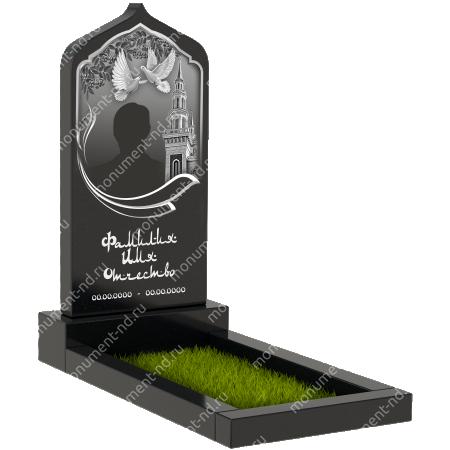 Мусульманский памятник М - 013 1