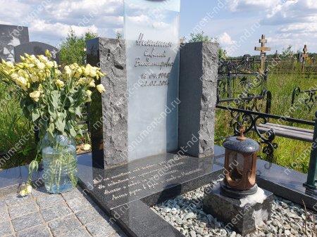"""Мемориальный комплекс НР - 133 """"Под ключ"""" 200х180 см 3"""