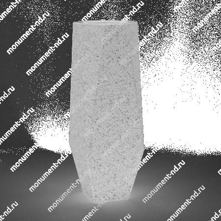 Ваза на могилу из гранита-023 3