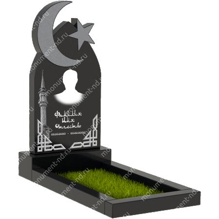 Мусульманский памятник М - 016 1