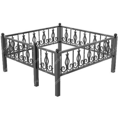 Ограда кованная ОК-9 2