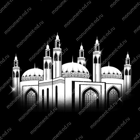 Гравировка Ислам Ис - 034