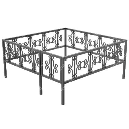 Ограда сварная ОС - 013 1