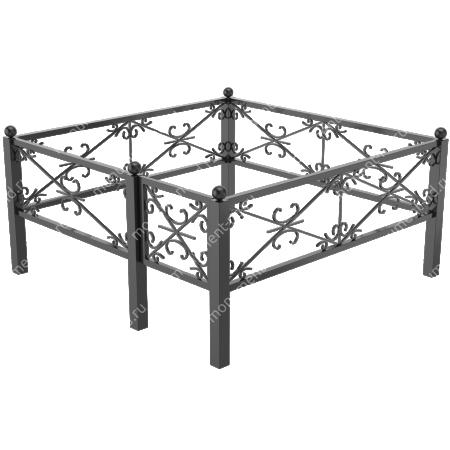 Ограда сварная ОС - 008 2