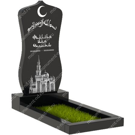 Мусульманский памятник М - 017 1