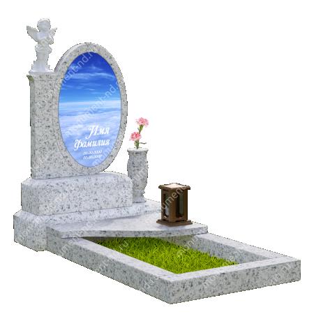 Детский памятник Дет - 001