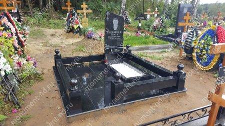 """Мемориальный комплекс Ц - 033 """"Под ключ"""" 200х180 см 2"""