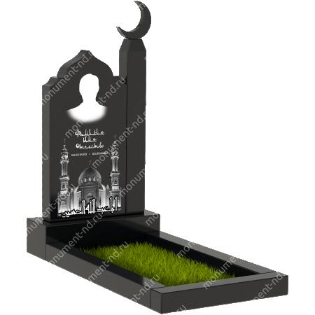 Мусульманский памятник М - 25 1