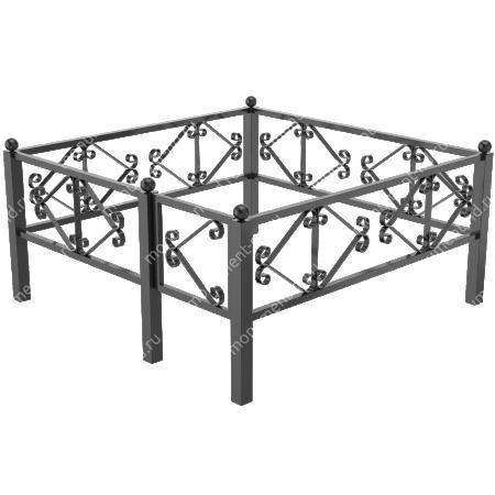 Ограда сварная ОС - 015 2