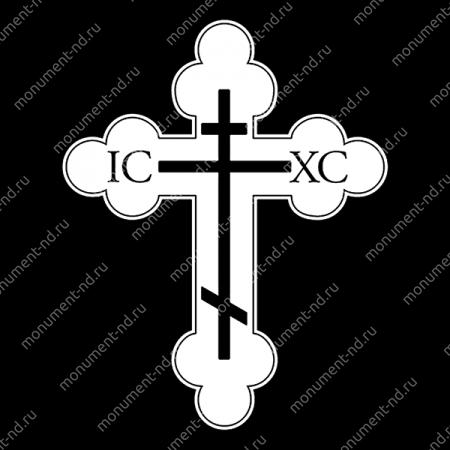 Гравировка Крестика К-028