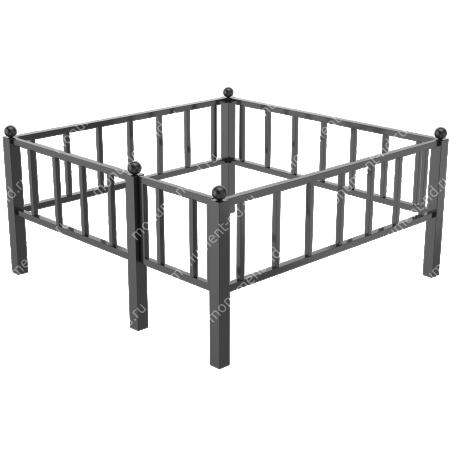 Сварная ограда ОС-006 2