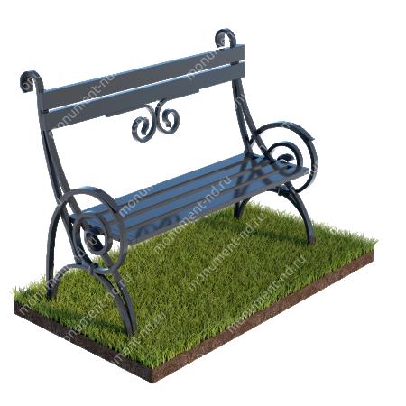 Стол и лавочка Л-013 1