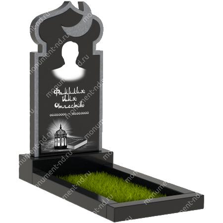 Мусульманский памятник М-012 1