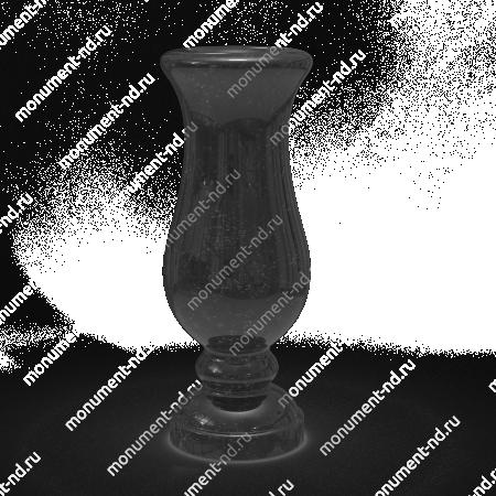 Ваза на могилу из гранита-009 1