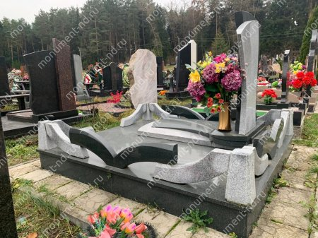 """Мемориальный комплекс Ц-004 """"Под ключ"""" 200х180 см 3"""