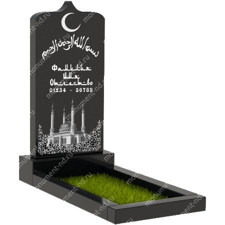 Мусульманский памятник М-007 1
