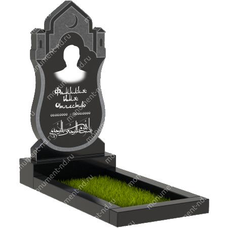 Мусульманский памятник М - 27 1