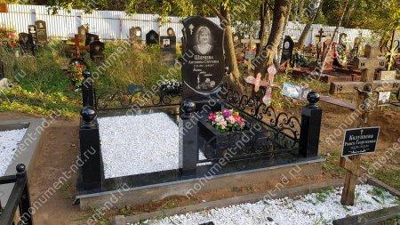 """Мемориальный комплекс Ц - 039 """"Под ключ"""" 200х180 см 2"""