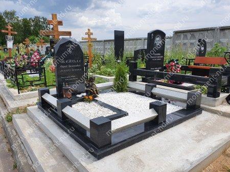 """Мемориальный комплекс НР - 119 """"Под ключ"""" 200х180 см 2"""