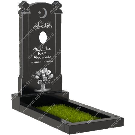 Мусульманский памятник М-28 1