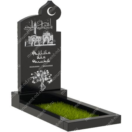 Мусульманский памятник М - 23 1