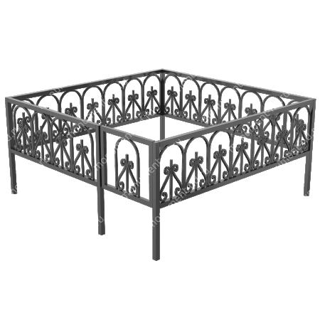 Ограда кованная ОК-14 1