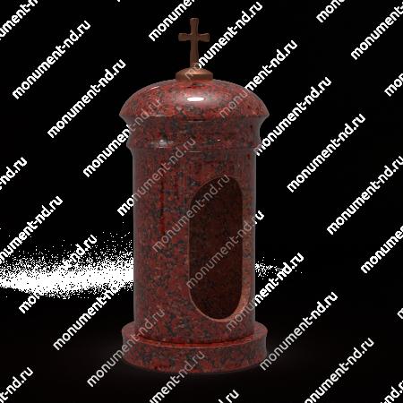 Лампада на могилу-007К