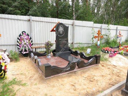 """Мемориальный комплекс НР - 104 """"Под ключ"""" 200х180 см"""