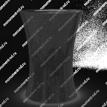 Ваза на могилу из гранита-019 1