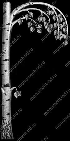 Гравировка дерева Д - 010