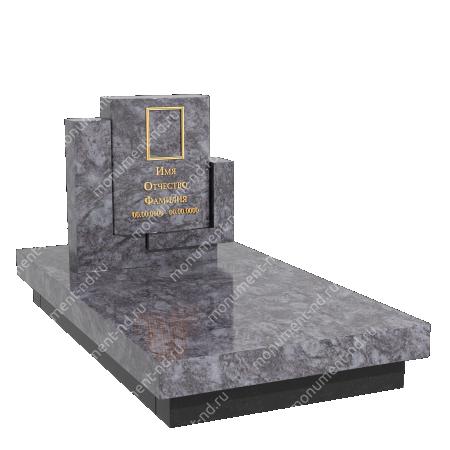 Памятник из цветного гранита - 024 3